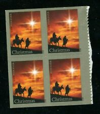2012 #4711 Forever Christmas - Holy Family Bklt/4 Mint NH