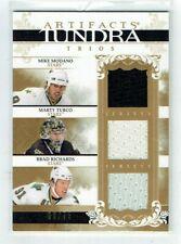 09-10 UD Artifacts Tundra Trios  Mike Modano--M Turco--B Richards  /75  Jerseys