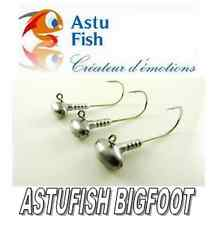 TETES PLOMBEES ASTUFISH BIGFOOT