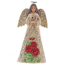 Jim Shore Heartwood Creek Birthday JUNE Angel Ornament 6001567