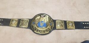 wwf attitude era big eagle championship belt