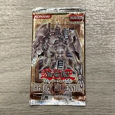 YuGiOh! 1st Edition The Lost Millennium (TLM) Booster Pack! Out Of Print! Rare!