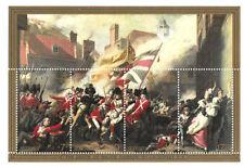 Timbres du Royaume-Uni evènements historiques