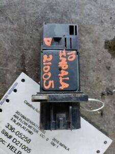 Air Flow Meter Fits 06-13 CORVETTE 166261