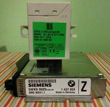 E39 528i - EWS3 Delete KIT- BMW MS41.1 DME w/ Bypassed EWS3 Module-OBD2 M52