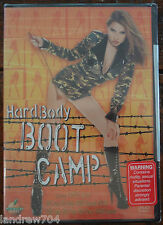 Peach Hard Body Boot Camp DVD NEW UNRATED