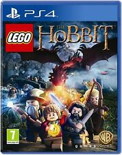 LEGO The Hobbit PS4 Lord of the Rings PlayStation 4 Game New Free UK P&P