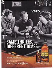 2007 magazine ad JOSE CUERVO Tequila alcohol advertisement print