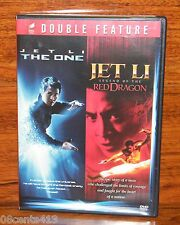 The One & Legend of the Red Dragon (2-Disc Double Feature WS & FS DVD) Jet Li