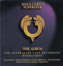 Jesus Christ Superstar-1992-Australian Cast-Highlights-16 Track-CD