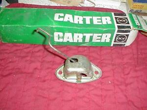 NOS MOPAR 1970-1 CARTER 383 & 440 4 BARREL CHOKE UNIT