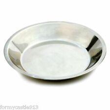"NORPRO 3811 Stainless Steel 9"" Pie Pan"