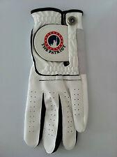 Mens Golf Gloves Medium/Large Left Hand All-Weather Glove White