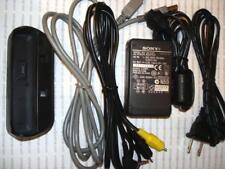 Original OEM SONY DSC-T3 Cradle UC-TC AC Adapter USB & AV Cord