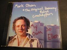"MARK OLSON & THE ORIGINAL HARMONY RIDGE CREEKDIPPERS ""MY OWN JO ELLEN"" - CD"