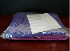 Tupperware Microfiber Multi-purpose Towel Set of 2 Towels Lupine & Pink Rare New