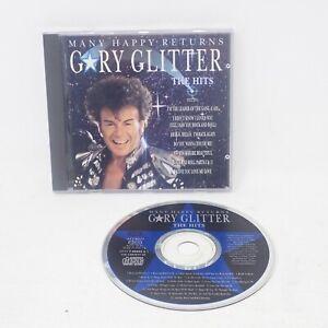 Gary Glitter - Many Happy Returns The Hits CD