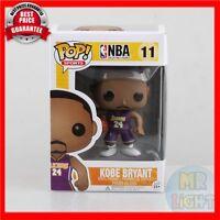 FUNKO POP Basketball NBA Star KOBE BRYANT PVC Action Figure Model Toy