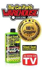 STEEL SEAL REPAIR FIXES BLOWN CYLINDER HEAD GASKETS GUARANTEED  STEELSEAL Great