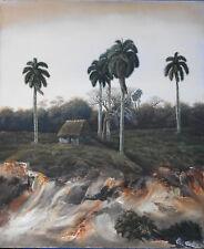 Cuban artist painter Humberto Domínguez
