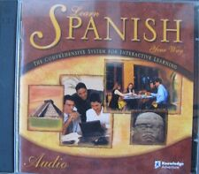 Learn Spanish Your Way(2 Cd Set) 1 Conversation & 1 Music (Knowledge Adventure)