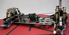 Kyosho USA 1 Nitro Aluminum Lower Suspension Arm Relocation Kit  Burns 1/8  BS-6