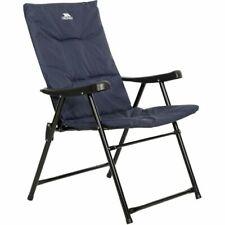 Trespass Padded Folding Camping Chair - Blue