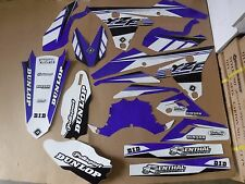 FLU PTS3 TEAM  GRAPHICS YAMAHA YZ250F YZ450F 2014 2015 2016 2017
