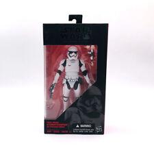 #04 Stormtrooper primera orden Edición Nuevo La Serie Star Wars Hasbro Negro