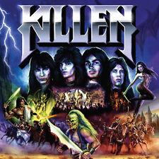 KILLEN - Killen (NEW*US 80's METAL CLASSIC*LIM.ED.*CIRITH UNGOL*LIEGE LORD)