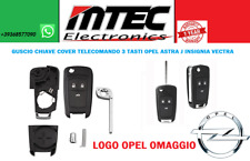 K86 GUSCIO CHIAVE COVER TELECOMANDO 3 TASTI OPEL ASTRA J INSIGNIA VECTRA