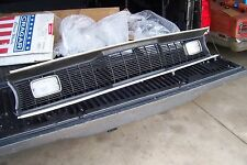 1970 1971 PLYMOUTH DUSTER GRILLE DAMAGED N/R or PARTS