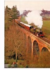 Nice card depicting Severn Valley Railway