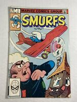 Smurfs #1 Comic Book (Dec 1 1982, Marvel) Vintage Comics