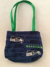 "Fits 11"" Barbie or 14"" doll Seattle Seahawk Purse Doll Clothes"