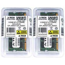 512MB KIT 2 x 256MB Dell Latitude CPx J600GT J650GT J650ST J700GT Ram Memory