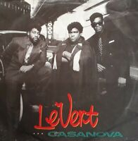 "LeVert-Casanova/Throwdown Vinyl 7"" Single.1987 Atlantic A9217."
