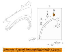 MAZDA OEM 13-15 CX-5 Exterior-Wheel Fender Flare Molding Retainer Clip KD5351W24