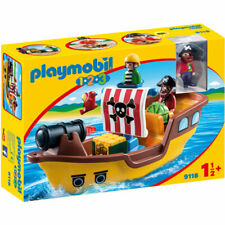 PLAYMOBIL Pirate Ship - 1-2-3 9118
