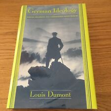 German Ideology: From France to Germany and Back by Louis Dumont - Hardback 1994