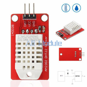 AM2302 DHT22 Digital Temperature & Humidity Sensor Module for Arduino Uno R3