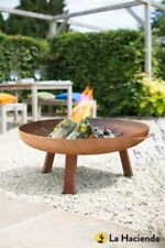 Medium Wood Steel Griddle Barbecues