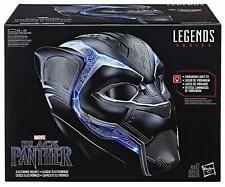 Marvel Legends Series Black Panther Vibranium Roleplay Electronic Helmet Mask