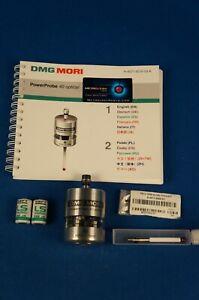Renishaw DMG MORI Logo OMP40-2 Machine Tool  Probe Fully Tested 90 Day Warranty