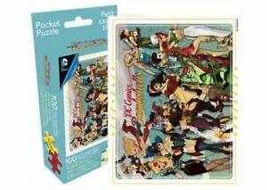 100 piece DC Comics Retro BOMBSHELLS Puzzle Licensed pop culture sexiest heroes