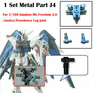 Metal Part(Set) J4 for 1/100 Gundam MG Freedom 2.0/Justice/Providence Leg joint