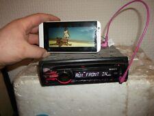 Sony cdx-gt450u Autoradio CD Player mp3/aac/usb/aux in.