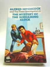 The Mystery Of The Screaming Clock  Book (Robert Arthur - 1971) (ID:75518)