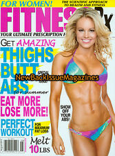 Fitness Rx 8/11,Justine Munro,August 2011,NEW