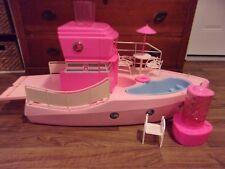 Rare 1994 Mattel Barbie Dream Boat~ No Box~Used Condition